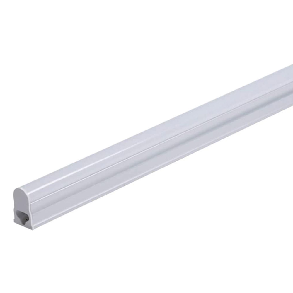 Tubo LED T5 Integrado, 10W, 60cm, Blanco cálido